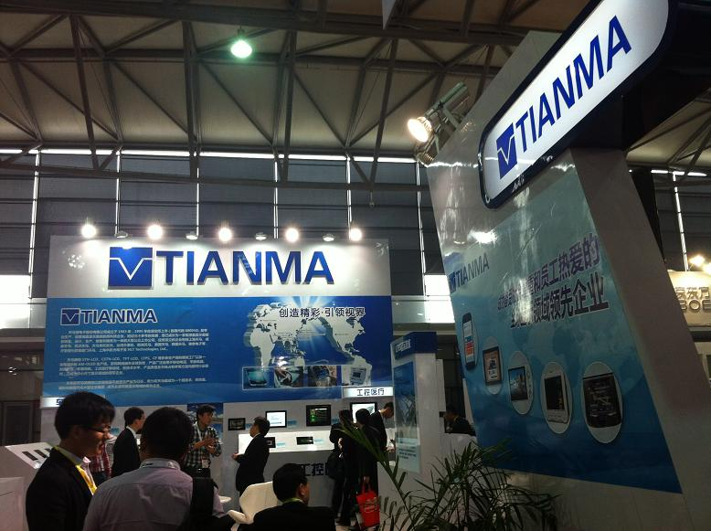 Tianma Group Joined the SID 2014 Exhibition